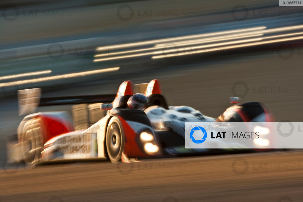 American Le Mans Series. Laguna Seca, Monterey, California. 15th - 17th September 2011. Jon Field / Tomy Drissi / Ricardo Vera, Intersport Racing, Oreca FLM09. Action. Photo: Drew Gibson/LAT Photographic. ref: Digital Image _Y2Z7032