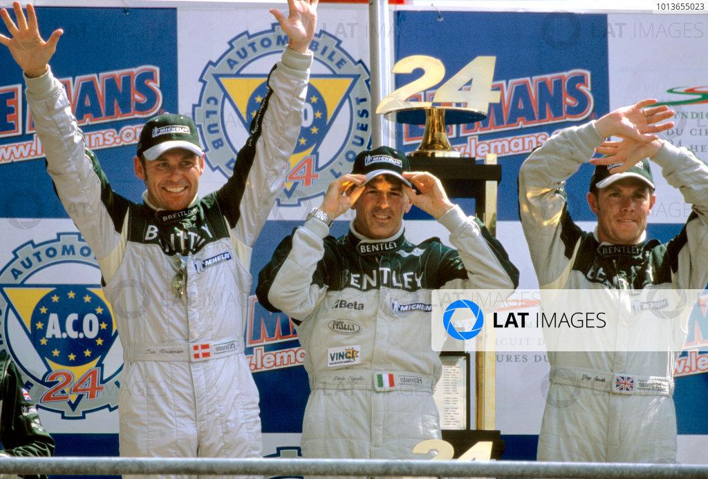 2003 Le Mans 24 Hours.
