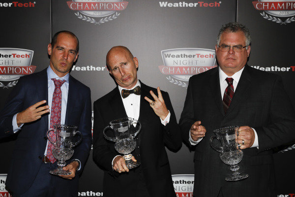 2018 WeatherTech Night of Champions, #33 Riley Motorsports Mercedes AMG GT3, GTD: Jeroen Bleekemolen, Ben Keating, Bill Riley