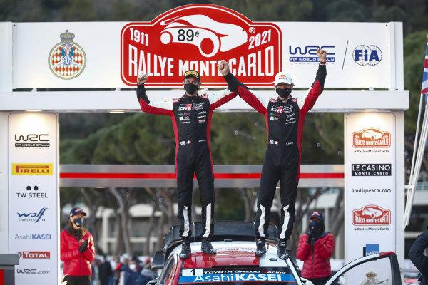 Sébastien Ogier (FRA), Julien Ingrassia (FRA), Toyota Gazoo Racing WRT, Toyota Yaris WRC 2021