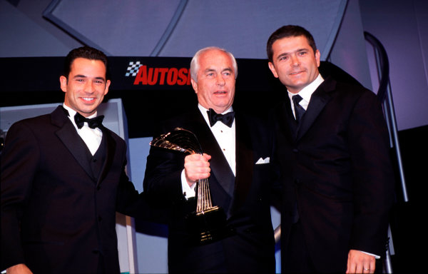 2001 Autosport Awards, Grosvenor House Hotel, Park Lane, England. 2nd December 2001.