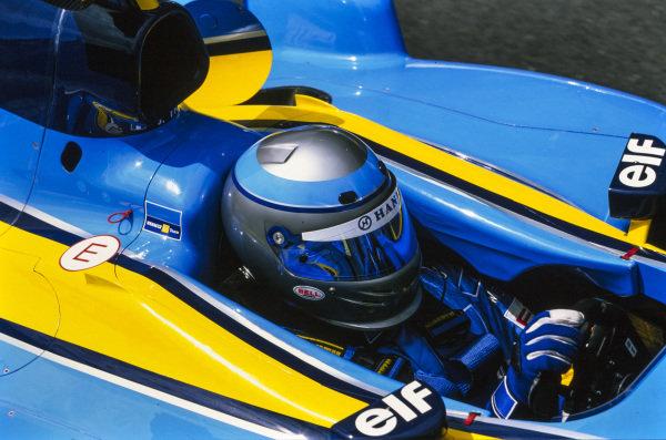 Jarno Trulli, Renault R23.