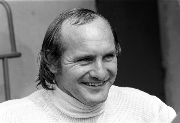 Mike Hailwood(GBR) made a return to Grand Prix Racing driving a Surtees TS9, after an absence of 6 years  Italian GP, Monza, 5 September 1971