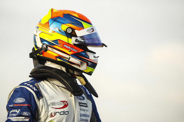 Georgi Dimitrov (GBR) Arden Motorsport F4