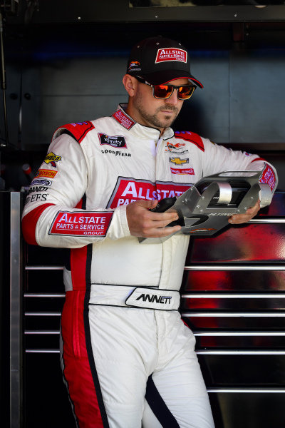 #1: Michael Annett, JR Motorsports, Chevrolet Camaro Chevrolet AllState Parts and Service Group
