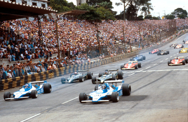 1979 Brazilian Grand Prix.