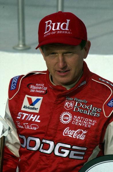 Bill Elliott.NASCAR Daytona 500 18 Feb 2001Daytona International Speedway Daytona Beach, Florida, USACopyright-F Peirce Williams 2001 LAT PHOTOGRAPHIC