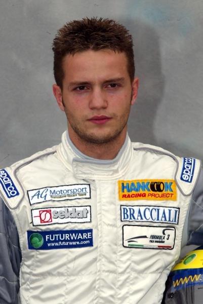 Giacomo Piccini (ITA) Imola Racing.International Formula Three, Marlboro Masters of Formula 3, Zandvoort, Holland, 8-10 August 2003.DIGITAL IMAGE