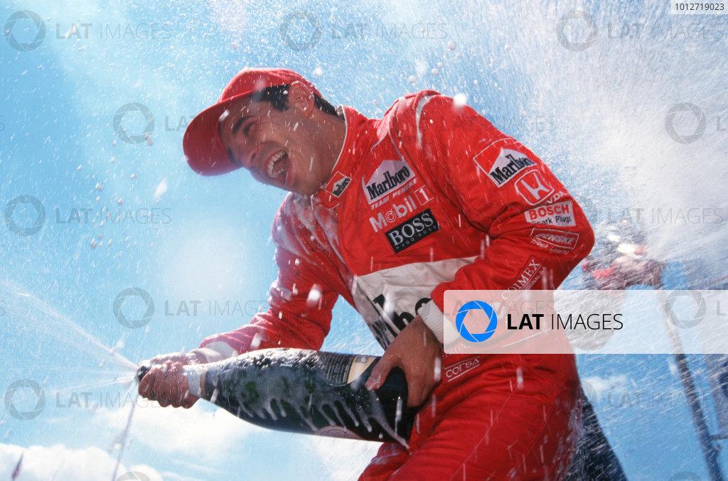 2000 CART Detroit GP