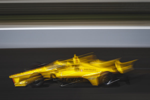 #3: Helio Castroneves, Team Penske Chevrolet