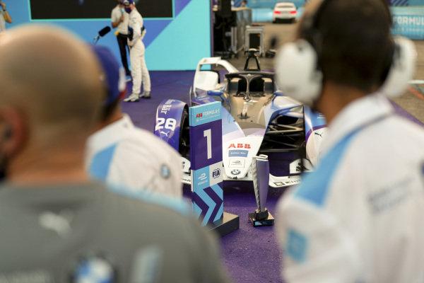 Car of Maximilian Günther (DEU), BMW I Andretti Motorsports, 1st position