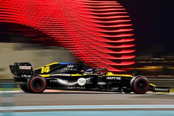 Fernando Alonso, Renault R.S.20