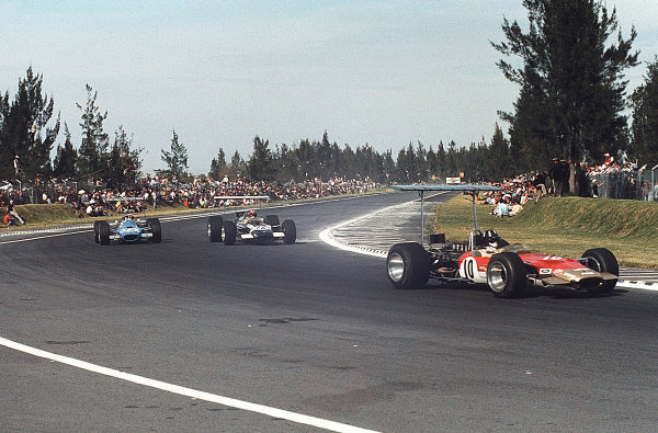 Mexico City, Mexico.