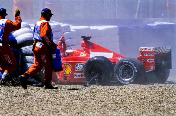 1999 British Grand Prix.