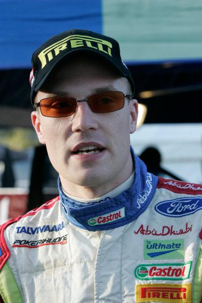 Round 05Rally Argentina 24- 27 of April 2009Jari-Matti Latvala, Ford, WRC, PortraitWorldwide Copyright: McKlein/LAT