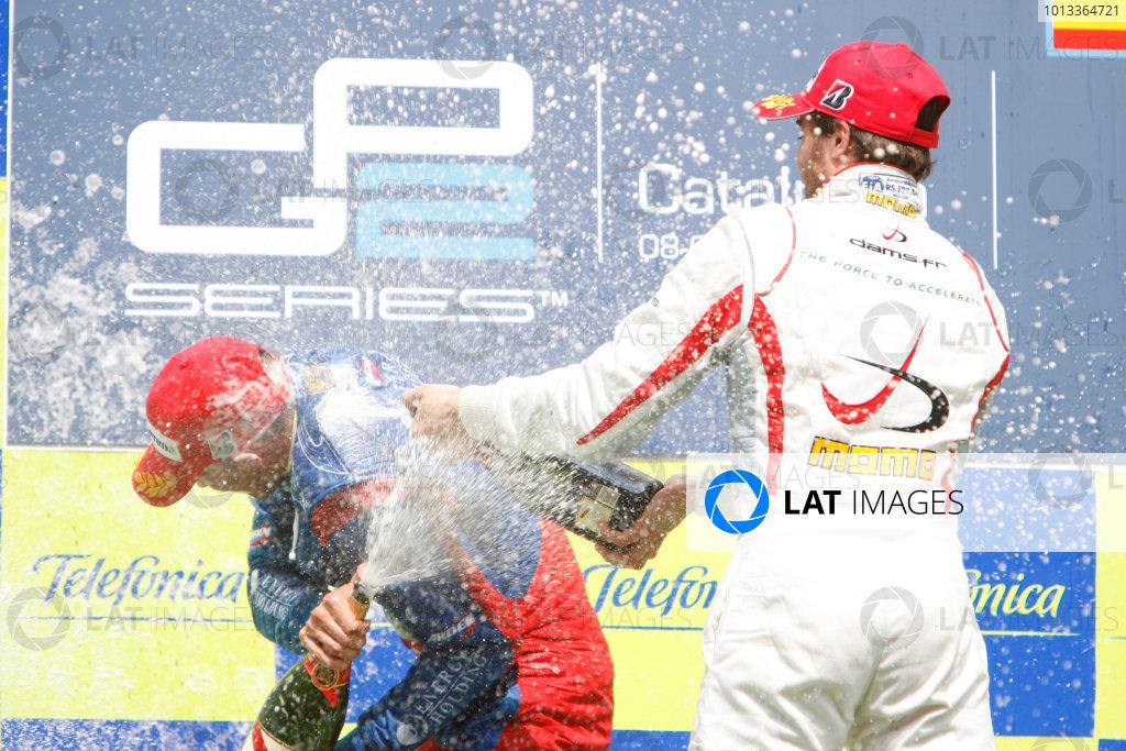 2009 GP2 Series. Round 1.