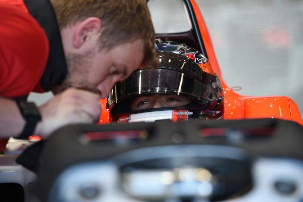 Will Stevens (GBR) Manor GP at Formula One World Championship, Rd1, Australian Grand Prix, Preparations, Albert Park, Melbourne, Australia, Wednesday 11  March 2015.