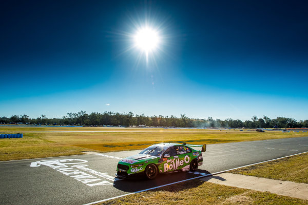 2017 Supercars Championship Round 8.  Ipswich SuperSprint, Queensland Raceway, Queensland, Australia. Friday 28th July to Sunday 30th July 2017. Mark Winterbottom, Prodrive Racing Australia Ford.  World Copyright: Daniel Kalisz/ LAT Images Ref: Digital Image 280717_VASCR8_DKIMG_7874.jpg