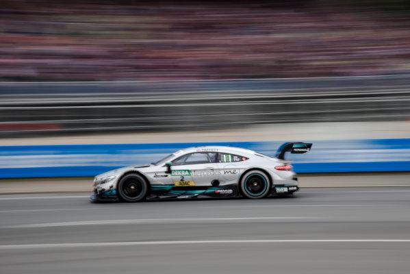 2017 DTM Round 4 Norisring, Nuremburg, Germany Sunday 2 July 2017. Gary Paffett, Mercedes-AMG Team HWA, Mercedes-AMG C63 DTM World Copyright: Mario Bartkowiak/LAT Images ref: Digital Image 2017-07-02_DTM_Norisring_R2_0363
