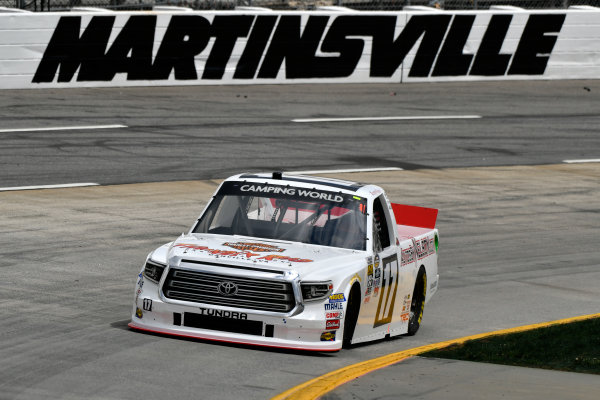 NASCAR Camping World Truck Series Alpha Energy Solutions 250 Martinsville Speedway, Martinsville, VA USA Friday 31 March 2017 Timothy Peters World Copyright: Scott R LePage/LAT Images ref: Digital Image lepage-170331-mv-0309