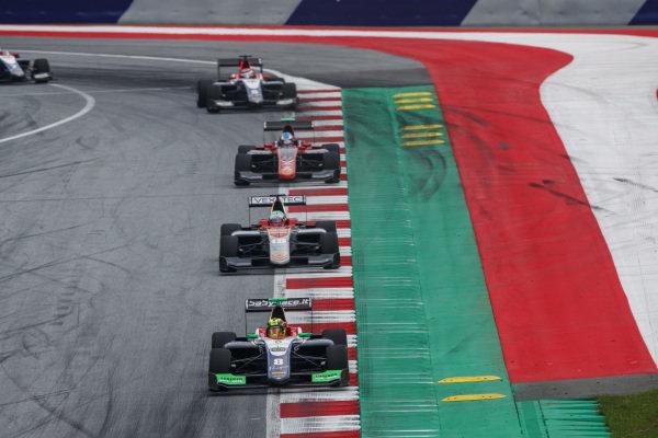 Alessio Lorandi (ITA, Trident), Leonardo Pulcini (ITA, Campos Racing)
