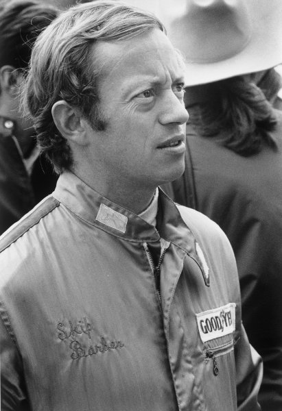 Mosport Park, Canada. 19 September 1971.Skip Barber (March 711-Ford), retired, portrait.World Copyright: LAT Photographic.Ref: 4066 - 10A-11.