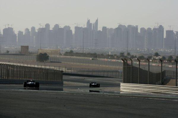 2008 GP2 Asia Series. Testing.Dubai. Dubai Autodrome. 20th January.GP2 Asia visits Dubai. Atmosphere. World Copyright: Alastair Staley/GP2 Series Media Serviceref: _P9O1181