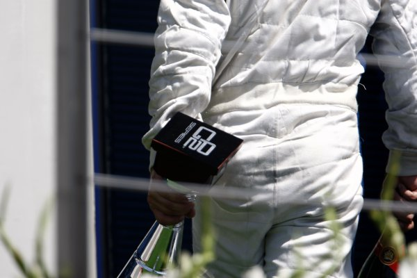 2007 GP2 Series. Round 8.Istanbul Park, Istanbul Turkey. 26th August 2007. Sunday Race.Timo Glock (GER, iSport International). World Copyright: Charles Coates/GP2 Series Media Service.ref: Digital ImageIMG_5973