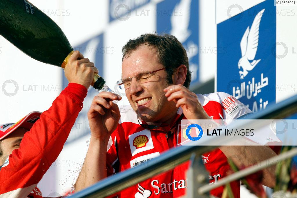2010 Bahrain Grand Prix - Sunday