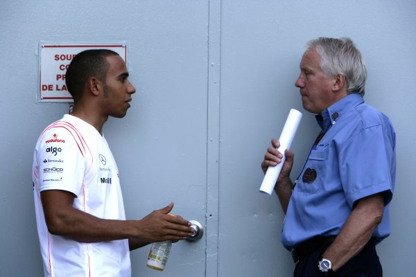 2007 Canadian Grand Prix - Friday Practice