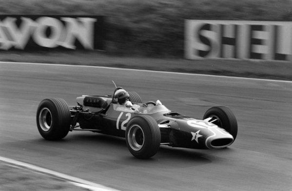 Jackie Stewart, Matra MS7 Ford.
