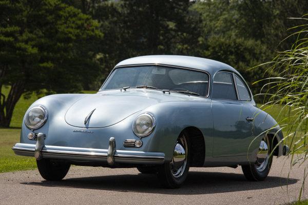 Porsche 356 1500 Coupe, 1954
