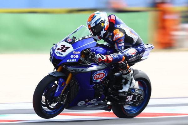 Garrett Gerloff, GRT Yamaha WorldSBK Team.
