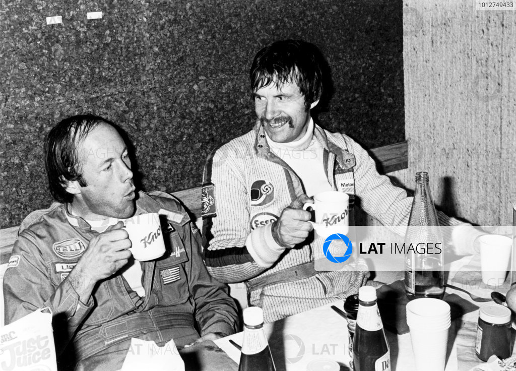1980 World Rally Championship Lombard RAC Rally, Great Britain. 16-19 November 1980. Tony PondWorld Copyright - LAT Photographic