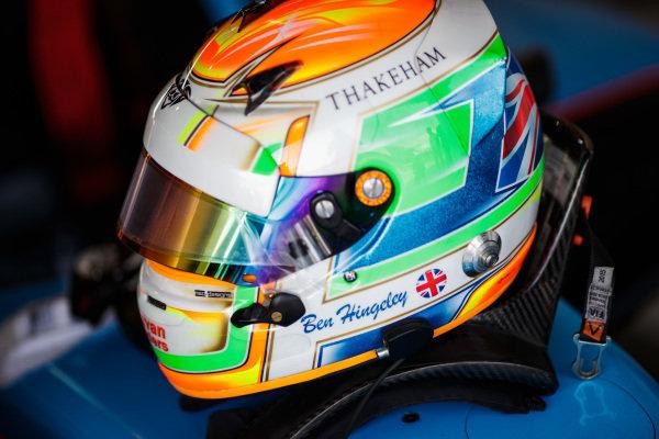 Ben Hingeley (GBR, Jenzer Motorsport)