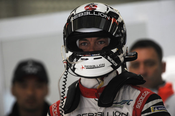 #1 Rebellion Racing Rebellion R-13: Andre Lotterer