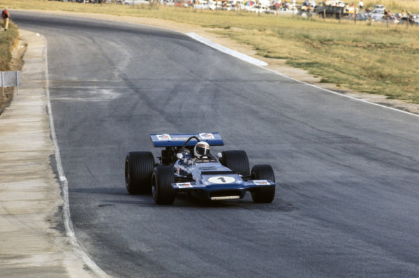 Jackie Stewart, March 701 Ford.