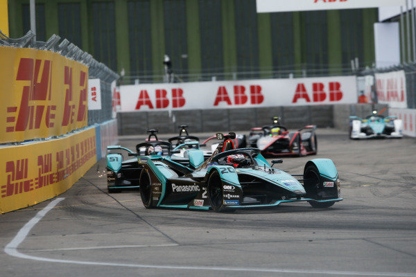 Mitch Evans (NZL), Panasonic Jaguar Racing, Jaguar I-Type 4
