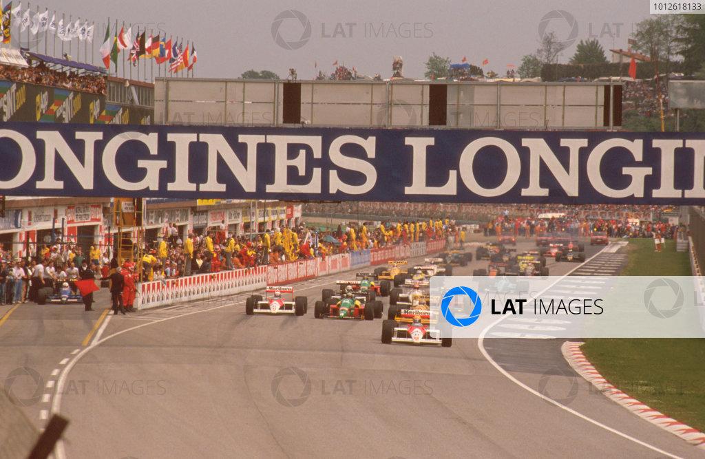 1988 San Marino Grand Prix.