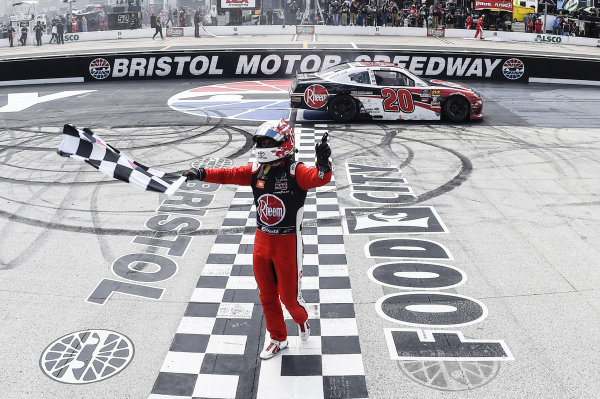 #20: Christopher Bell, Joe Gibbs Racing, Toyota Supra Rheem