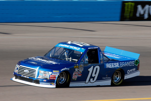 NASCAR Camping World Truck Series  Lucas Oil 150 Phoenix Raceway, Avondale, AZ USA Friday 10 November 2017 Austin Cindric, Draw-Tite / Reese Brands Ford F150 World Copyright: Lesley Ann Miller LAT Images