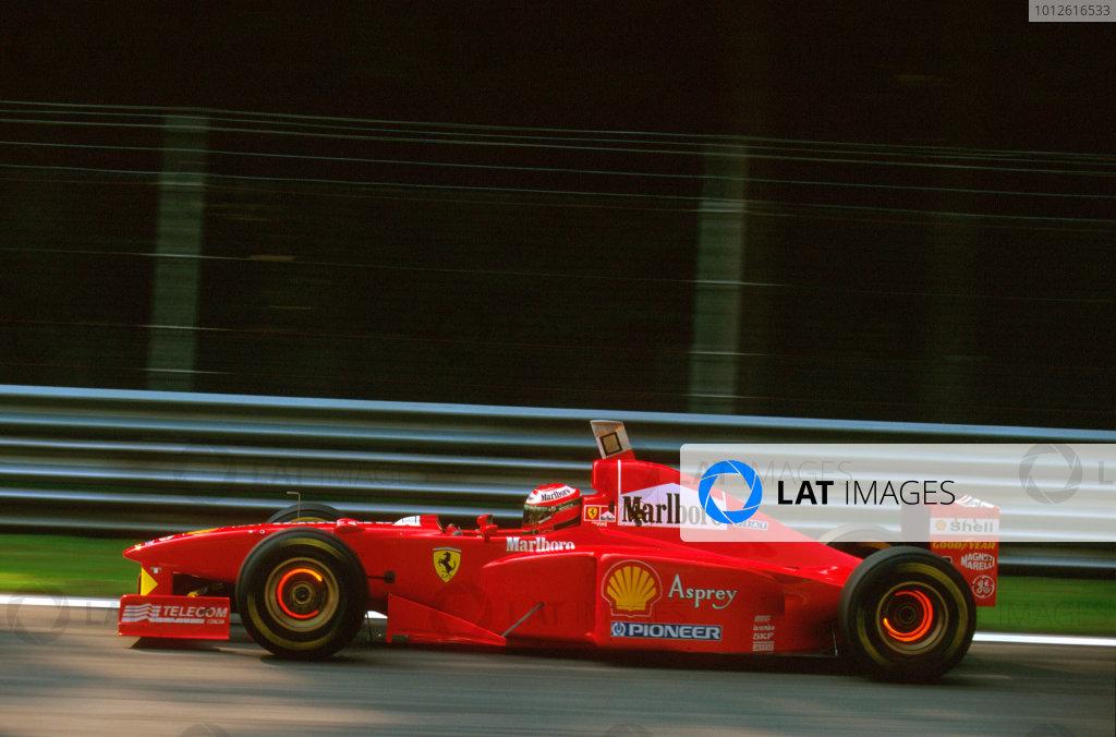 1997 Italian Grand Prix.