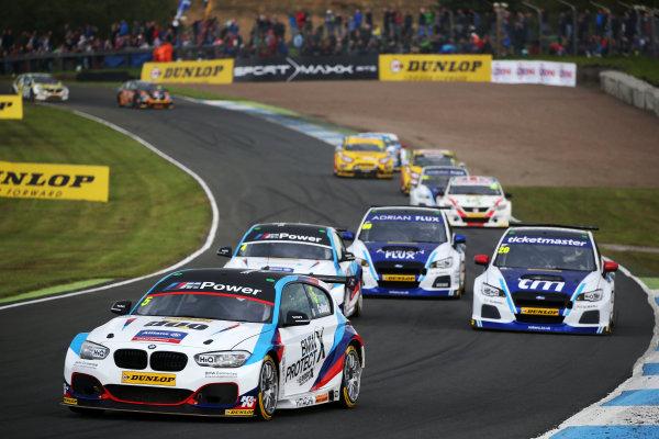 2017 British Touring Car Championship, Knockhill, Scotland. 12th-13th August 2017, Robert Collard (GBR) Team BMW BMW 125i M Sport World copyright. JEP/LAT Images