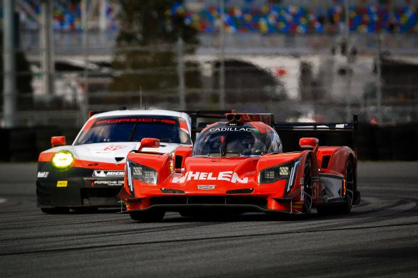 5-8 January, 2017, Daytona Beach, Florida USA 31, Cadillac DPi, P, Dane Cameron, Eric Curran, Seb Morris ©2017, Barry Cantrell LAT Photo USA