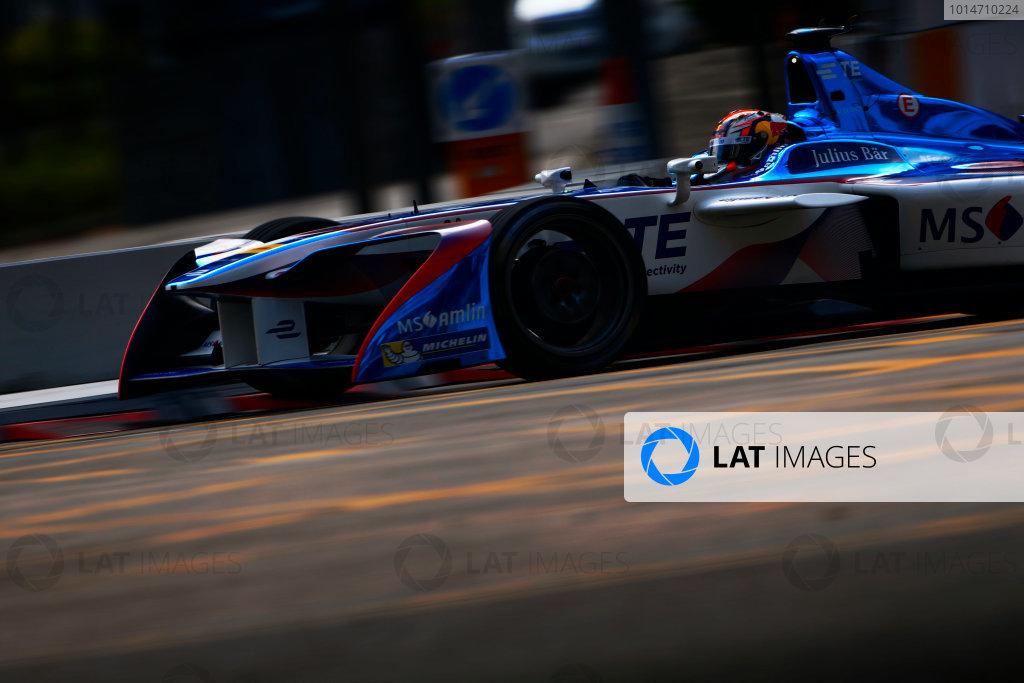 Suzuka Circuit, Japan. Sunday 09 October 2016. Antonio Felix da Costa (28, Andretti Formula E) World Copyright: Zak Mauger/LAT Photographic ref: Digital Image _L0U0992
