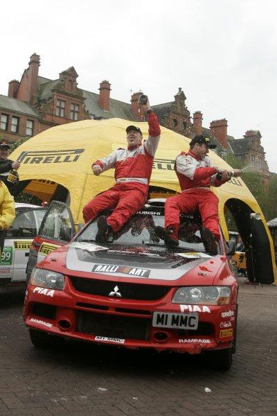 2006 British Rally Championship,Pirelli International Rally, Carlisle 13th-14th May 2006,xxxxxxxxxxxxxxxxxxxxxxxxxxx,World Copyright: Jakob Ebrey/LAT Photographic.