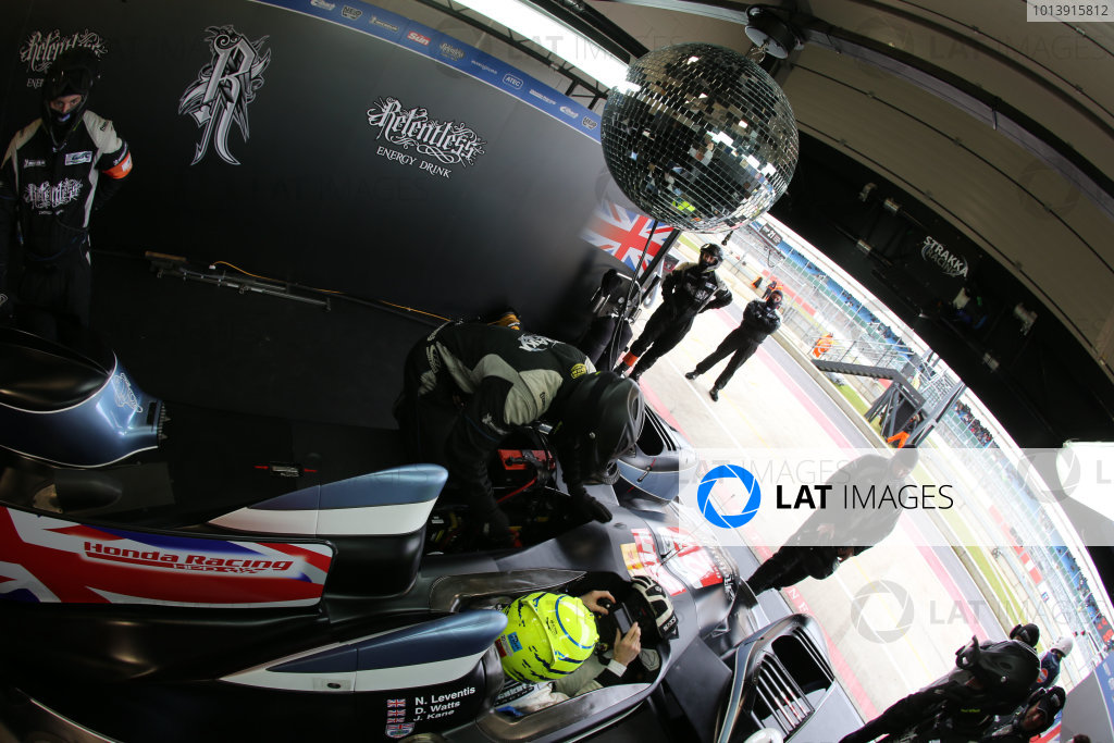 Nick Leventis / Danny Watts / Jonny Kane Strakka Racing HPD ARX-03c Honda