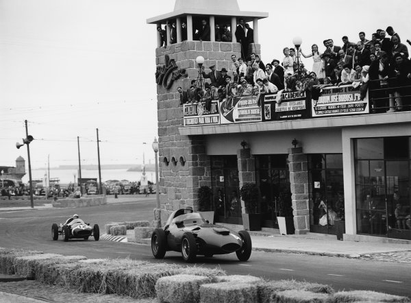 Porto, Portugal. 22nd - 24th August 1958.