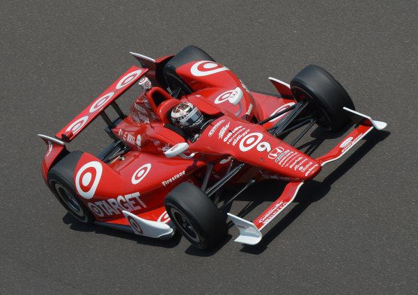 27 May, 2012, Indianapolis, IndianaScott Dixon, #9 Target Chip Ganassi Racing Honda(c)2012 Dan R. Boyd LAT Photo USA