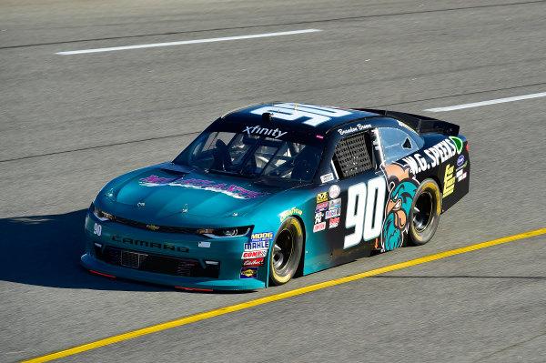 NASCAR XFINITY Series Virginia529 College Savings 250 Richmond Raceway, Richmond, VA USA Friday 8 September 2017 Brandon Brown, W.G Speeks Chevrolet Camaro World Copyright: John K Harrelson / LAT Images